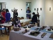 20120211栗山夏樹展in楓ギャラリー