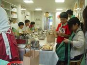 20110723大阪旅めがね食品サンプル作り1