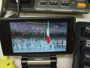 オリンピック開会式1