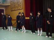 20120309夕陽丘中新卒幹事紹介
