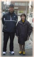 黒田投手とROKU