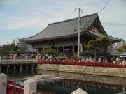 20110121四天王寺六時堂