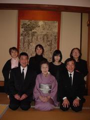 20110220京都法華寺法事
