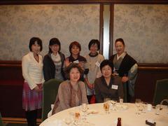 20101027同志社女子高同窓会1