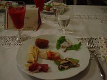 20091023Casadimiu料理