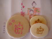 20110303お雛さま麩焼き煎餅