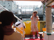 20110723大阪旅めがねリバークルーズ