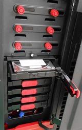 CFI-A7007HDD取付け