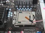 CPUにセンサー