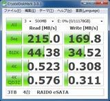 4台_RAID 0_SATA