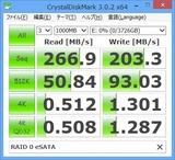 RAID 0_ESATA