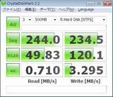 RAID速度