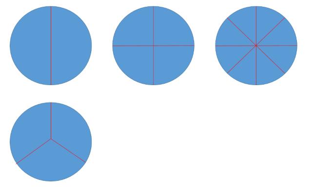 コンパスと定規だけで円を中心か...