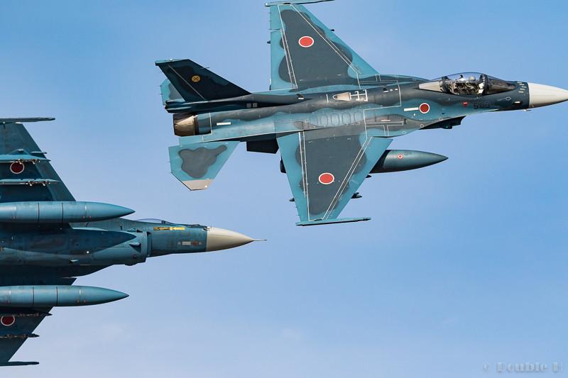 築城基地航空祭2016予行F2-4