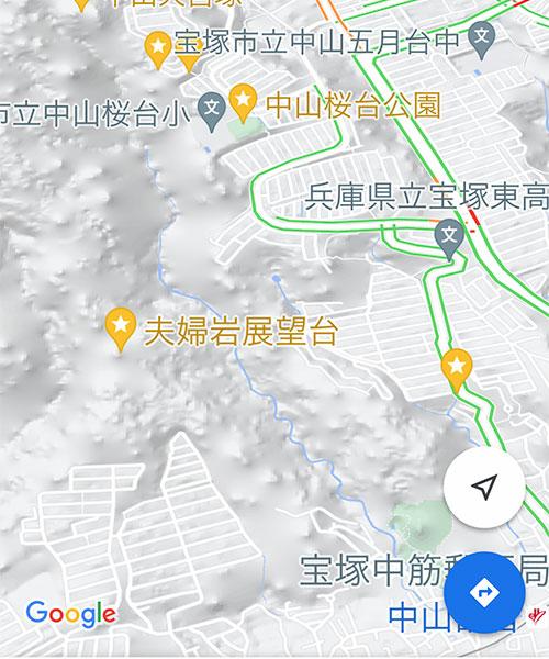 AppleMap22_Satelite3DGoogleMap2