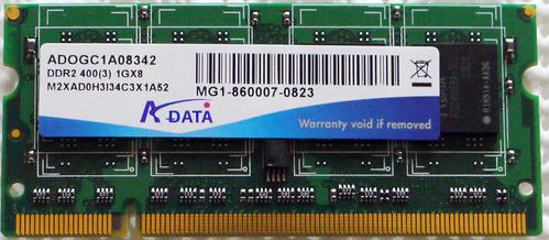 EeePC 901-X オリジナル挿入済 DIMM