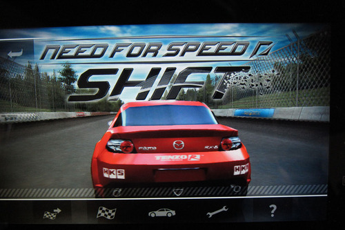 GalaxyTab Need for Speed 1
