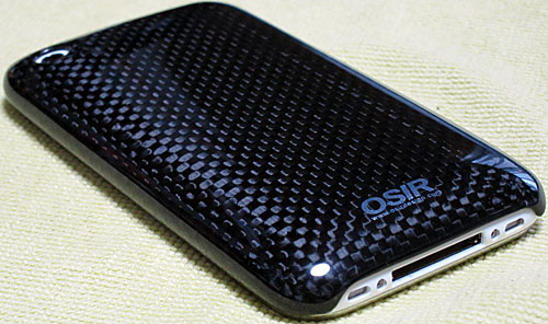 iPhoneCase Compare OSIR Carbon Case Matt (3)