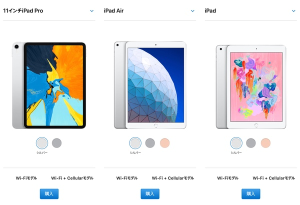 iPad Pro / iPad Air / iPad