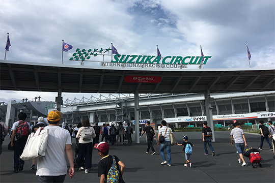 SuperGTOfficialTestSuzuka2017B