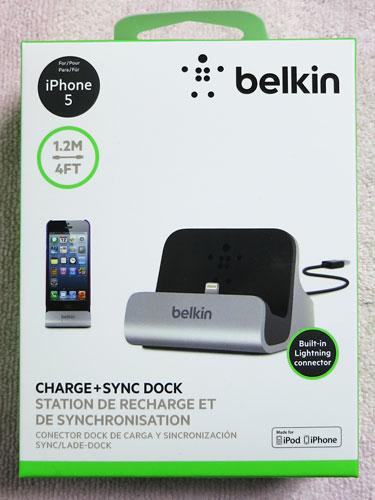 iPhone5_Belkin_ChargeSyncDock01