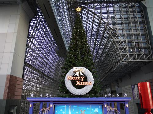 京都駅クリスマスツリー by DMC-G1 (1)