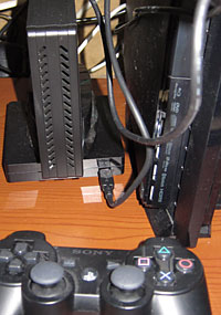 torne with PS3 & HDD