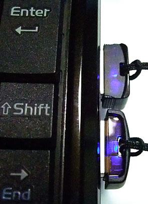 上海問屋超小型 USB microSD カードリーダー 1