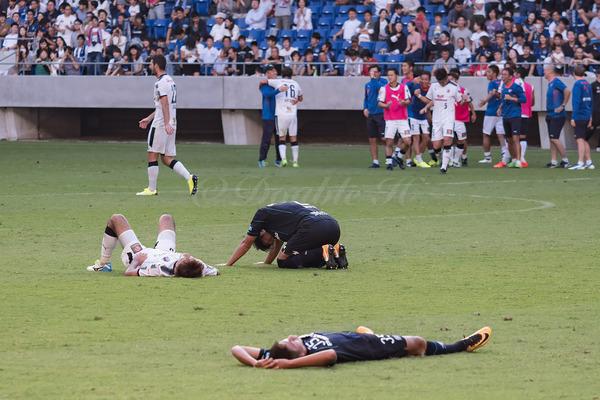 GambaOsaka LevainCup Semi-Final
