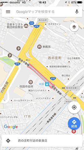 GoogleMaps201705Gcycle