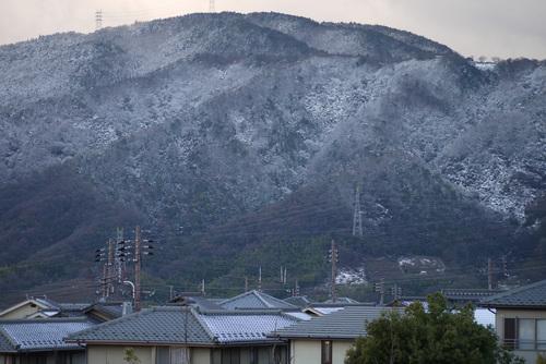 京都西山雪景色 by DMC-G1 (2)