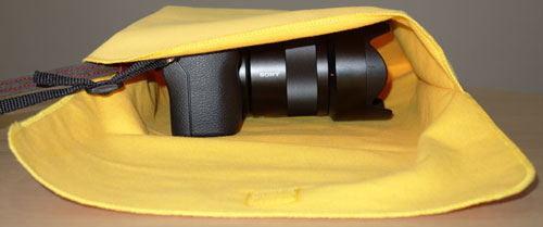NEX-7 + Sonnar T* E 24mm F1.8 ZA in ぽけっとクロスL
