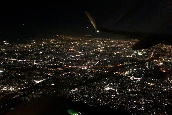 iPhoneX_Camera10NightAirplaneWindow