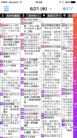今日 の テレビ 欄 Gooテレビ番組(関東版)