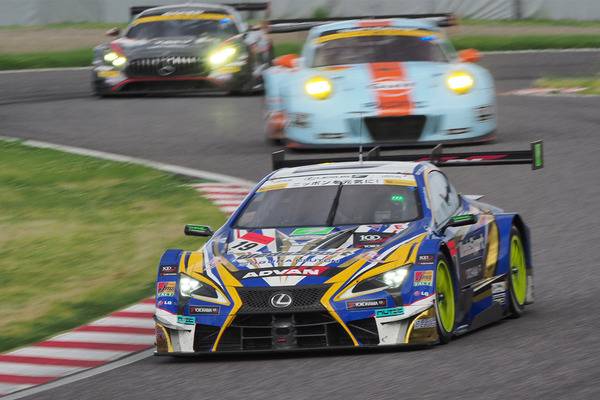 SuperGT2017OfficialTestSuzuka04
