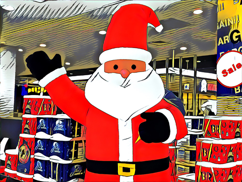 Santa Claus 20171223