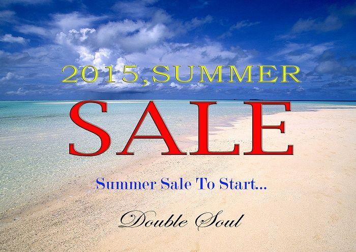 2015 summer sale
