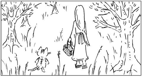 ねこ森4-19