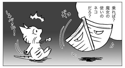 白ギツネ11-3