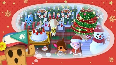 【ポケ森】本日15時よりクリスマスイベント開始キタ――(゚∀゚)――!!wwwwwwのサムネイル画像