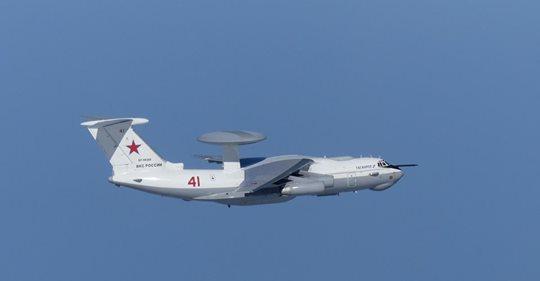A50空中早期警戒管制機