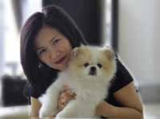 香港ポメラニアン犬コロナウイルス陽性jpg