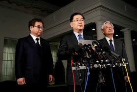 北朝鮮アメリカ首脳会談合意