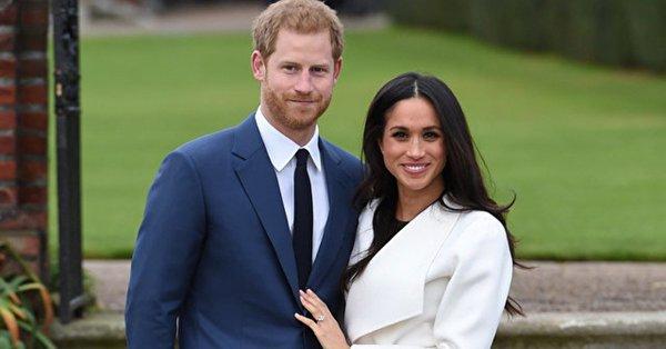 ヘンリー王子とメーガン・マークル