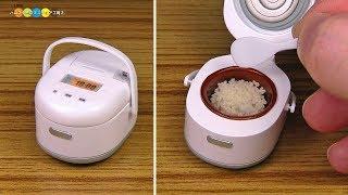 ミニチュア炊飯器