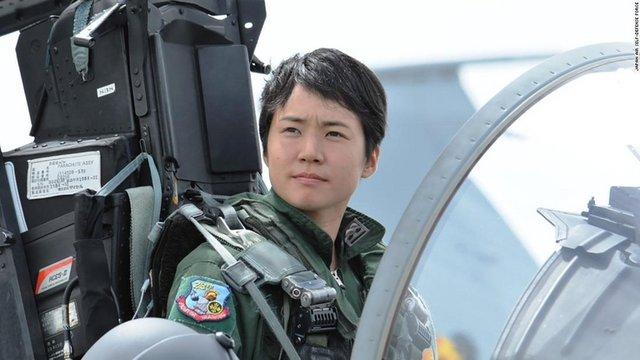 松島美紗2等空尉