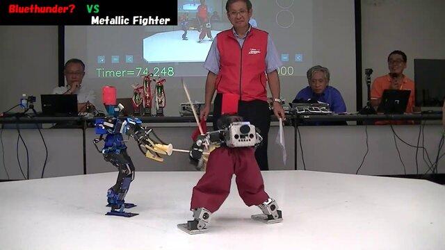 ロボット剣道