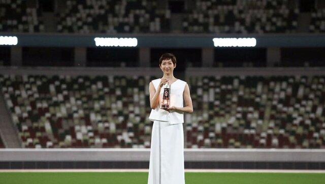 池江璃花子TOKYO2020メッセージ