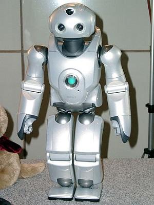 330px-Sony_Qrio_Robot