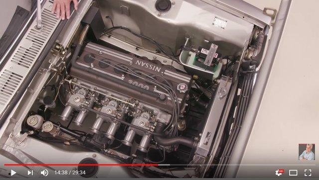 S20型エンジン